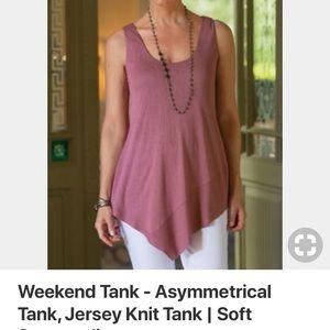 Soft surroundings tank top